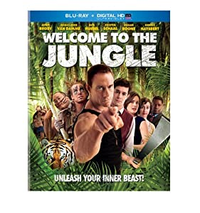 Welcome to the Jungle (Blu-ray + DIGITAL HD with UltraViolet)