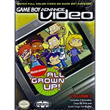 GBA Video All Grown Up! Vol. 1