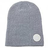 Converse All Star Men's White/Moon Knitted Winter Beanie Hat