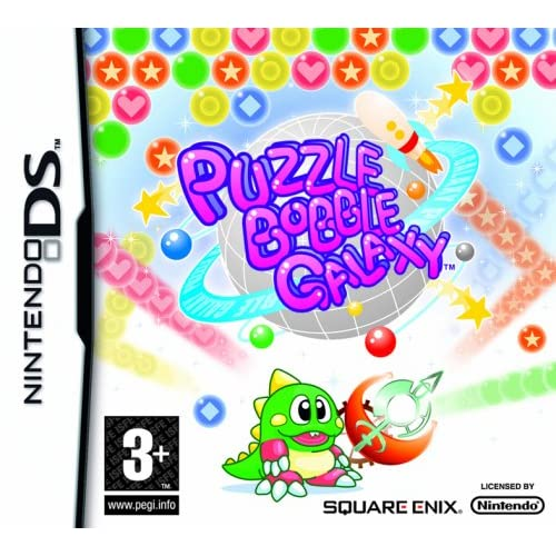 Puzzle Bobble Galaxy (Nintendo DS)