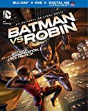 Batman vs Robin (Bilingual) [Blu-ray + DVD + UltraViolet]