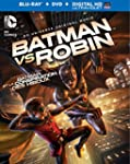 Batman vs. Robin [Blu-ray + Digital C...