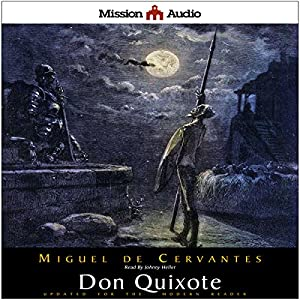 Don Quixote (Adapted for Modern Listeners) Audiobook