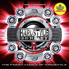 Hardstyle Germany, Vol. 8 [Explicit]