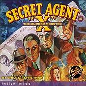 Secret Agent X #10: The Murder Monster | Emile C. Tepperman