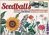 Seedballs Broschüre. Blüten für den Großstadtdschungel.