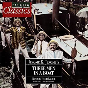 Three Men In A Boat Audiobook