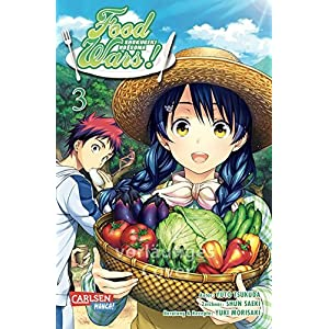Food Wars - Shokugeki No Soma, Band 3