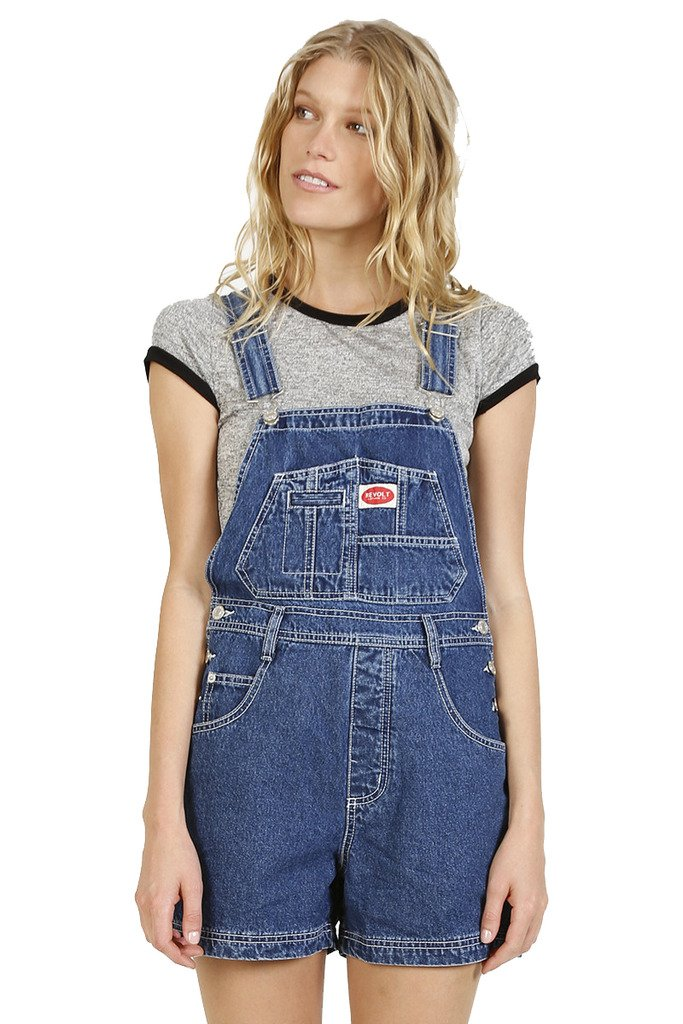 Echo Club House Women's Over It Deadstock Overalls 0
