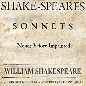 The Sonnets   [William Shakespeare]
