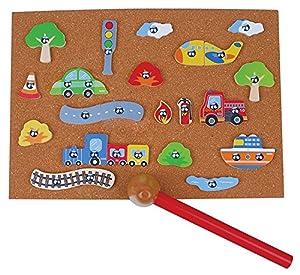 Classic Toys - Banco con martillo (555)
