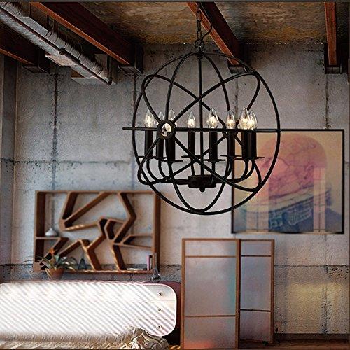 Industrial Vintage Retro Pendant Light - LITFAD 21