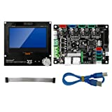 Sunhokey 3D Printer Motherboard STM32 MKS Robin Lite2 Motherboard with LCD Display Closed Source Software