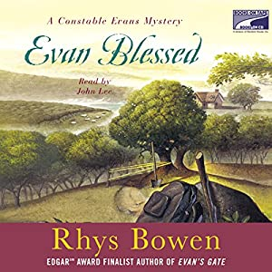 Evan Blessed Audiobook