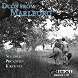 Schubert, Prokofiev and Kirchner : Duos from Marlboro Paula Robison