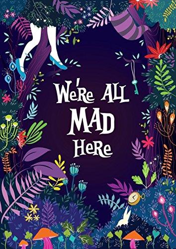 "Europe Style 1578 Alice In Wonderland 2016 Wonderful Movie 24x36"" Print Art Silk Wall Poster"
