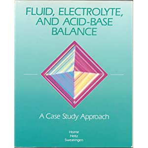 fluid and electrolyte balance nursing considerations pdf