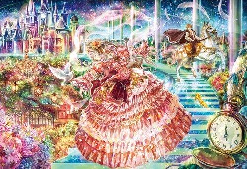 300piece Cinderella story 48-724 by Apollo Corporation
