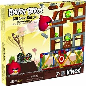 Angry Birds - Set construcción Deluxe Breakin'Bacon, 335 piezas (Fábrica de Juguetes 41003)