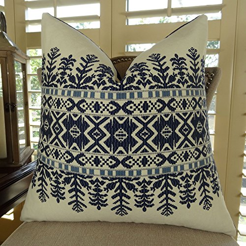 thomas collection handmade in usa luxury decorative pillow f