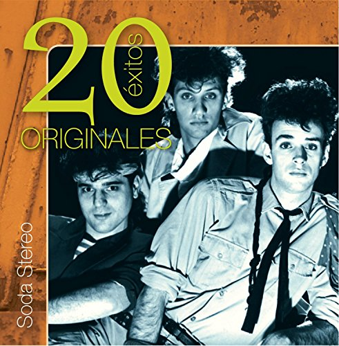 Soda Stereo - Originales - 20 Exitos - Zortam Music