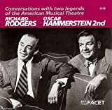 Conversations with RICHARD RODGERS and OSCAR HAMMERSTEIN 1960 Interview (New) CD