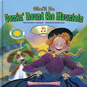 She'll Be Comin' Round the Mountain (Carry-A-Tune) | [Soundprints]