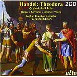 Haendel : Theodora. Harper, Forrester, Young, Somary.
