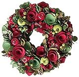 大橋新治商店 木の実のリース Natural Wreath リース 30cm ミックス 28-025