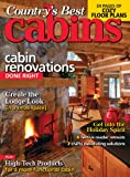 Countrys Best Cabins (1-year automatic renewal)