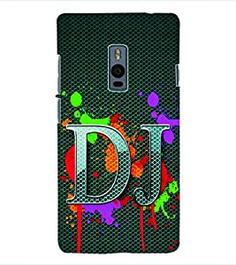 ColourCraft DJ Back Case Cover for ONEPLUS TWO