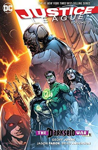 Justice League Vol. 7: Darkseid War Part 1 (Jla (Justice League of America))