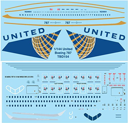 1-144-united-airlines-livery-boeing-787-decals-tb-decal-tbd154