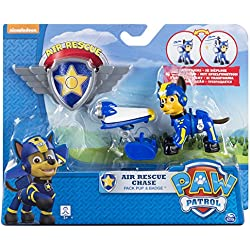 Paw Patrol, Air Rescue Chase, Pup Pack & Badge