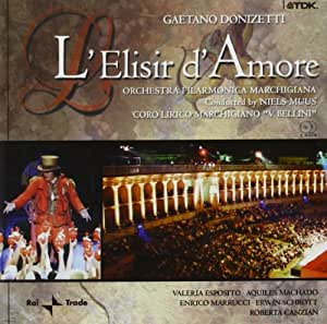 L'elisir D'amore-Comp Opera