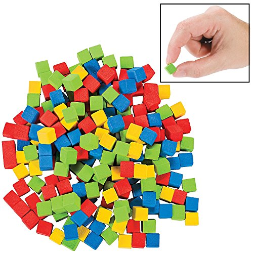 200 Counting Cubes - Curriculum Projects & Activities & Math