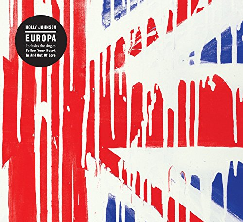 EUROPA (2014) album by Holly Johnson