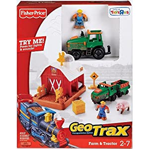 Geo Trax Farm and Tractor