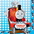 Thomas the Tank Engine Party Tableware Pack - 8 cups, 8 plates, 16 napkins, 1 tablecover