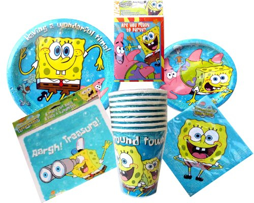 Spongebob SquarePants Theme Birthday Party 500 x 400 · 65 kB · jpeg