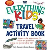 The Everything Kids Travel Activity Bookby Erik A. Hanson