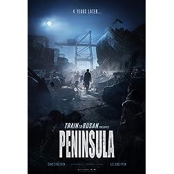 Train to Busan Presents: Peninsula [Blu-ray]