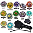 Beyblade Huge Collection Receive 4 Beyblades with LL2 Launcher Grip and Ripcord Shipped and Sold from the US