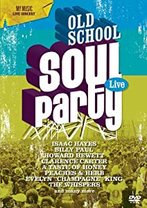 Old School Soul Party Live