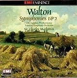 Walton:Syms. 1 & 2
