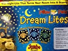 Jumbo Size,dream Lites Pillow Pets Projects in Three Coothing Colors, Amber, Boue and Green.