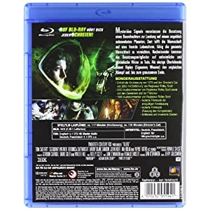BD * ALIEN [Blu-ray] [Import allemand]