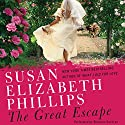 The Great Escape Audiobook by Susan Elizabeth Phillips Narrated by Shannon Cochran