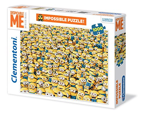Clementoni-Minions-Impossible-Puzzle-1000-Piece