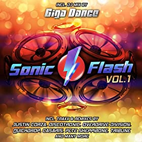 Various Artists-Sonic Flash, Vol. 1